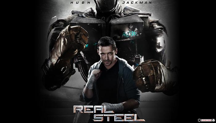 ภาพยนตร์ Real Steel (2011) ศึกหุ่นเหล็กกำปั้นถล่มปฐพี